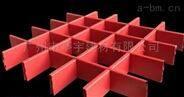 上海歌舞厅亭宇1.5MM厚造型铝格栅